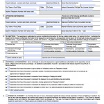 Tax (Form 285) POA