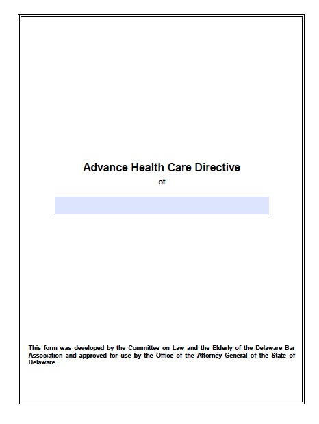 Advance Health Care