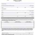 Free Oklahoma Power of Attorney Forms and Templates
