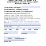 Vehicle Title & Registration