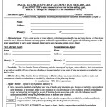 Free Missouri Of Attorney Forms