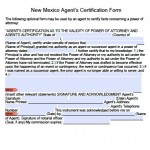 Agent Certification
