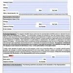 Tax Representative (TBOR-1)